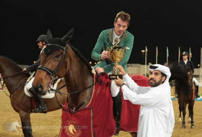 FINALE GLOBAL CHAMPIONS TOUR DOHA