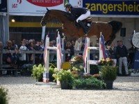 Second place for Plato de Muze Z in Opglabbeek