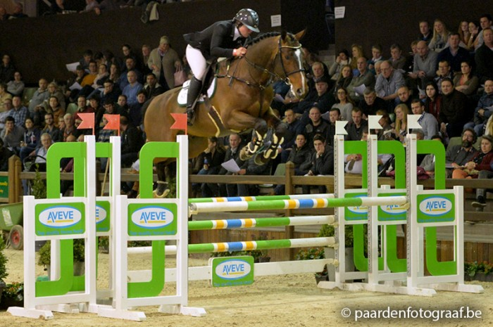 Lector vd Bisschop second in Bethune Six Bars