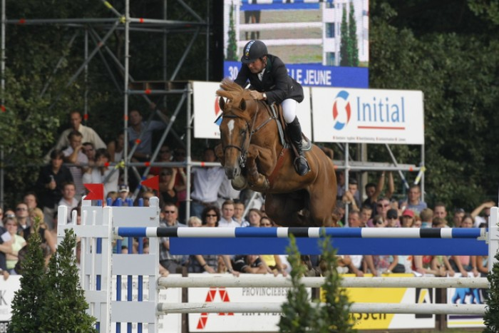 Seventh place for Irenice Horta in Tryon