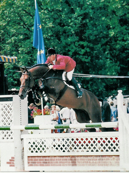 CSI-W Lipizza - CSI** Auvers