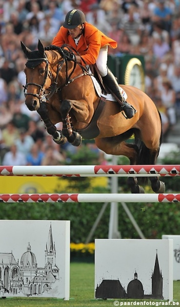 CHAMPIONNAT D'EUROPE JUMPING WINDSOR