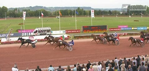 COURSE CABOURG (2/8/2011)