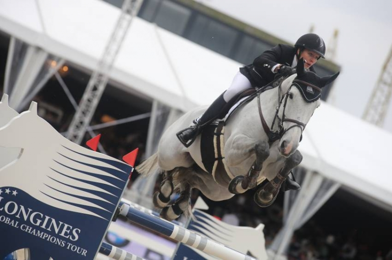 FERLY DE MUZE OP TWEE IN DE GLOCK'S GRAND PRIX